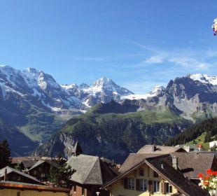 Hôtel jungfrau - vue sur les montagnes Hotel Jungfrau