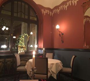 Restaurant Romantik Jugendstilhotel Bellevue