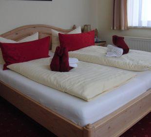 Schlafzimmer  Hotel Bühlhaus