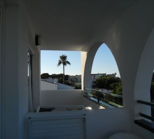 Balkon Hotel Ola Club Cecilia