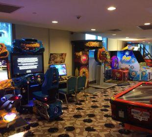 Spielgeräten Hotel Concorde De Luxe Resort