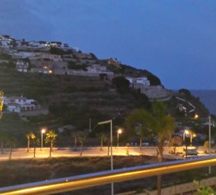 Ausblick von Terrasse Playacalida Spa Hotel