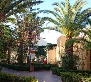 Innenbereich Vantaris Beach Hotel