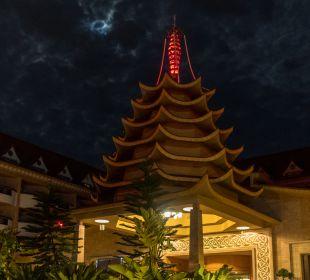 Außenansicht Hotel Royal Dragon