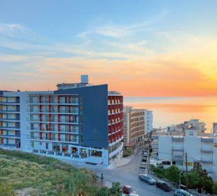 Umgebung  Smartline Semiramis City Hotel