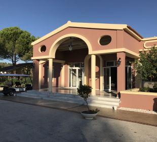 Lobby Mayor Capo Di Corfu