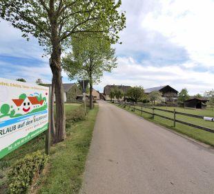 Außenansicht Familienbauernhof Dirnberger