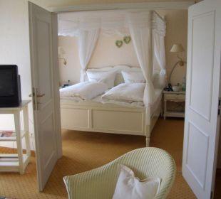 Romantiksuite im Haus Jan Bohls Romantik Hotel Bösehof
