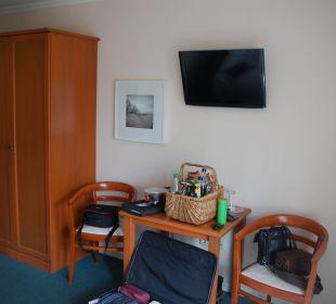 Kleiderschrank Hotel Pension Bellevue
