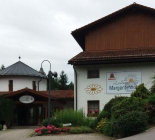 Außenansicht Hotel Margeritenhof