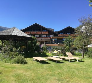 Außenansicht Beauty & Wellness Resort Hotel Garberhof