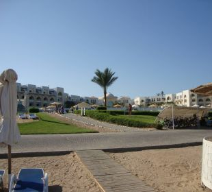 Entfernung Strand-Hotel