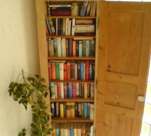 Auf halber Treppe im Haus Schwandenhof Ferienwohnungen