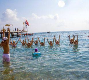 Beach gym Eldar Resort