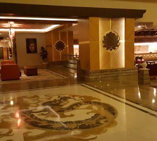 Von innen Hotel Royal Dragon