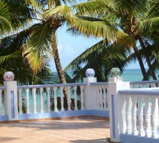 Kleine Terrasse Hotel Tropical Clubs Cabarete