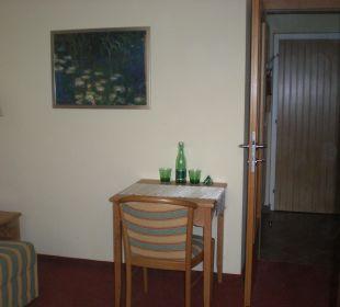 Wohnzimmer - Vorraum Hotel Ottenstein