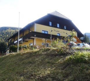 Außenansicht Hotel Lanz