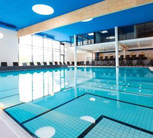 Pool Carat Golf & Sporthotel Residenz