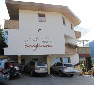 Das Hotel Bergkranz  Hotel Bergkranz