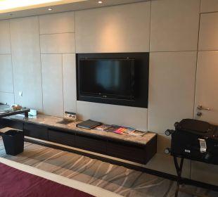 TV InterContinental Hotel Grand Stanford Hong Kong