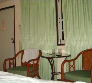 В номере Hotel Coconut Village