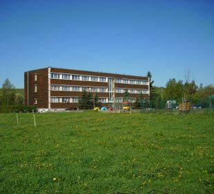 Ansicht von hinten Hotel & Reiterhof an der Talsperre