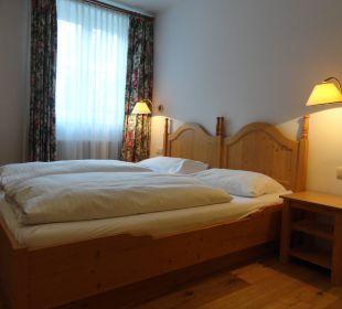 Schlafzimmer App.3 Villa St. Georg