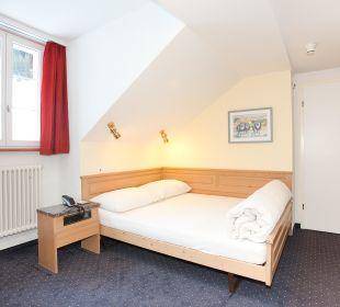 Economy Zimmer Hotel Jungfrau