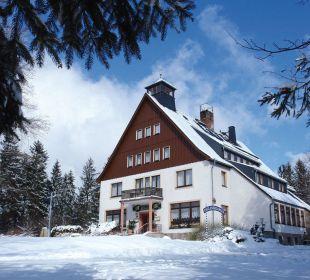 Bühlhaus im Winter Hotel Bühlhaus