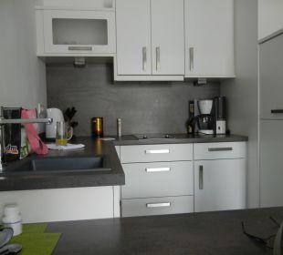 Komlette Küche Aparthotel Duhner Strandhus