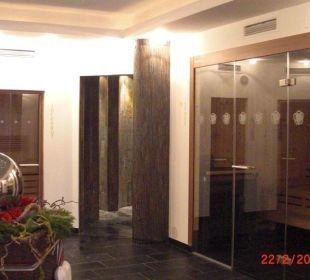 Saunabereich Hotel Roslehen