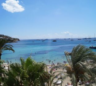 Glasklares Meer! Hotel Ibiza Playa