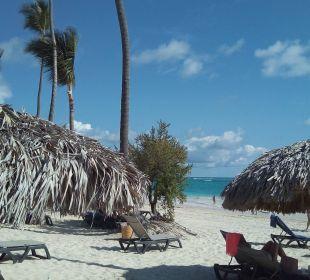 Breiter und feiner Strand Occidental Punta Cana