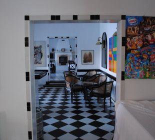 Kaminzimmer Hotel Poseidon Bahia