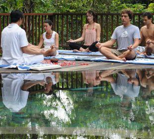 Meditation  Hotel Nandini Bali Jungle Resort & Spa