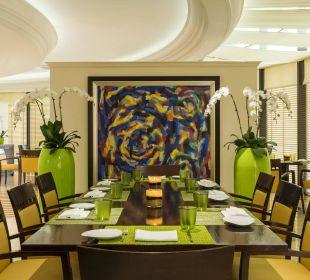 Ossigeno -Italienisches Restaurant Le Royal Méridien Beach Resort & Spa Dubai