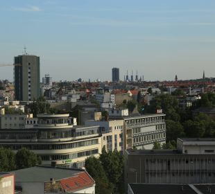 Aussicht aus der 11. Etage Hotel Sofitel Berlin Kurfürstendamm