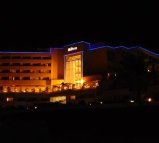 Nachts.. Hilton Hurghada Plaza
