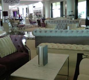 Lobby Sitzgruppen Hotel Delphin Imperial