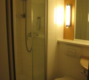 Dusche Hotel Ibis Koblenz City