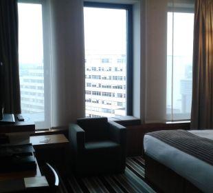 Club-Zimmer 10. Etage Hotel Sofitel Berlin Kurfürstendamm