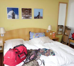 Klein aber fein Hotel Victoria Nürnberg