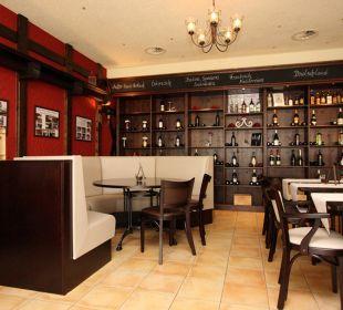 Vinothek im Restaurant Hotel Am Heidepark