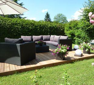 Garten Lounge Landhaus Haid