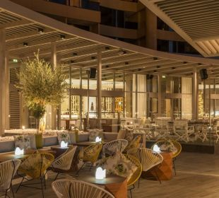 Brasserie 2.0 Bar und Terrasse Le Royal Méridien Beach Resort & Spa Dubai