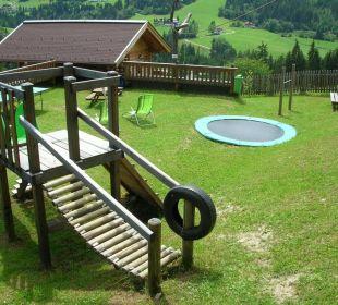 Spielplatz Ferienhof Leitengut