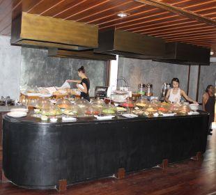 Lecker Frühstück Hotel Mai Samui Beach Resort & Spa