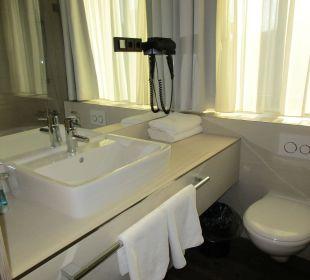 Badezimmer SORAT Hotel Saxx Nürnberg