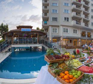 Restaurant Aparthotel Villa Sun Flower